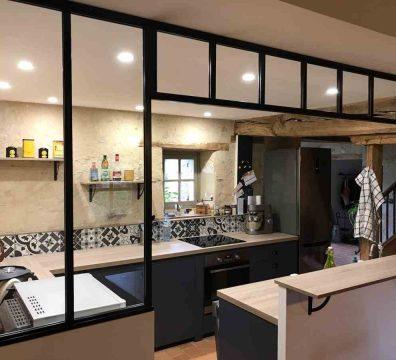 agencement et décoration d'une cuisine
